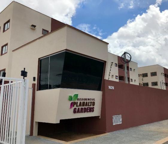 Planalto Gardens - 2/4, uma suíte. Pronto para morar, descontos de até 21 mil