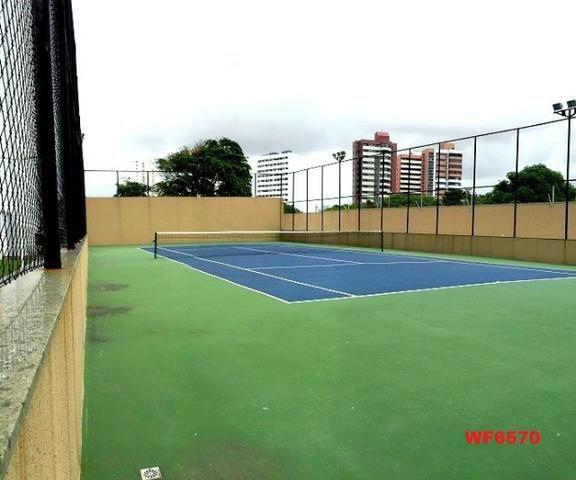 Verdi, Apartamento no Guararapes, 4 suítes, 4 vagas, novo, área de lazer completa - Foto 8