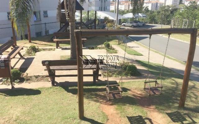 Apartamento no Condomínio Residencial Pq. das Colinas, Hortolândia divisa Bairro Parque Sã - Foto 8