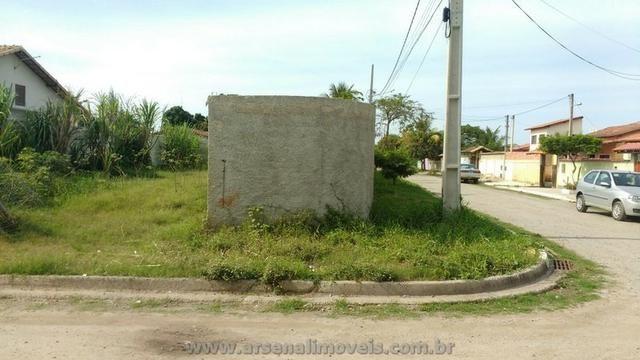 Arsenal Impoveis vende-Terreno de Esquina com 433m² em Itaipuaçú - Maricá