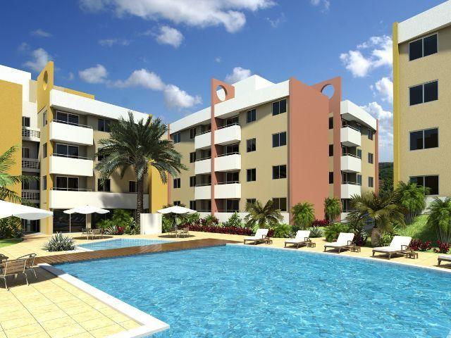 Vendo Apartamento novo no Condomínio Recanto dos Pássaros 63m2 2/4 sendo uma suite