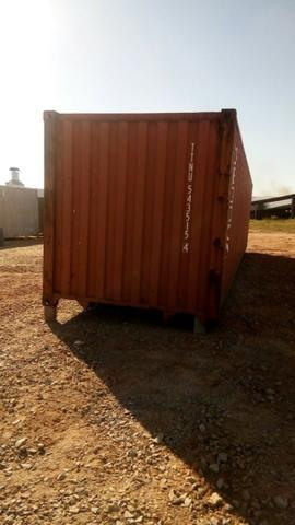 Container Dry 20 pés ST 6.100,00