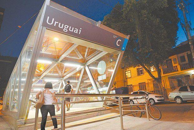 Uruguai Parte Nobre 4 qtos Desocupado