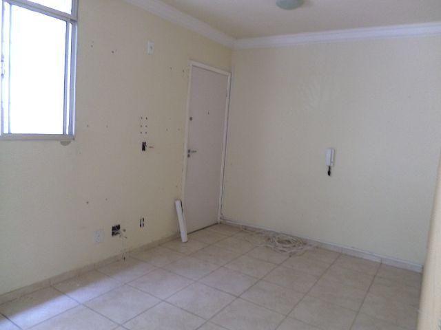 Apartamento térreo 02 quartos no Itapoá