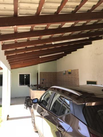 Linda casa em Condomínio Fechado de Sobradinho/ Vila Verde, aceita troca - Foto 4