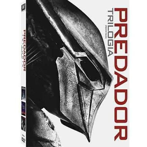 Box Trilogia Predador