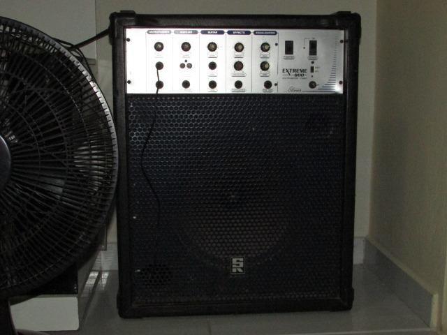 Caixa amplificada extreme 800!