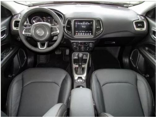 Jeep Compass Limited 2.0 Diesel 4x4 Aut 19/20 0km IPVA 2020 - Foto 2