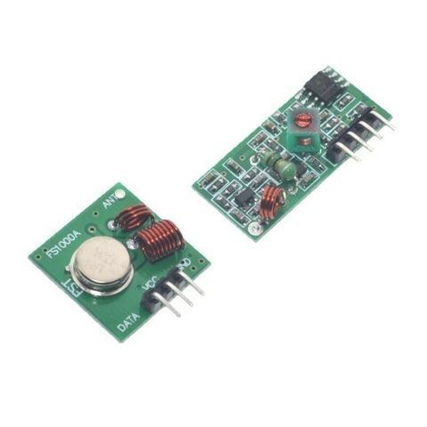 Módulo Arduino Kit RF 433Mhz