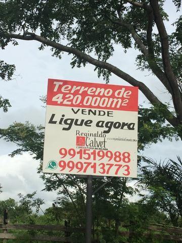Vendo Fazenda com bem feituria de 42 hectares em Bacabeira, KM 53 da BR -135 - Foto 2