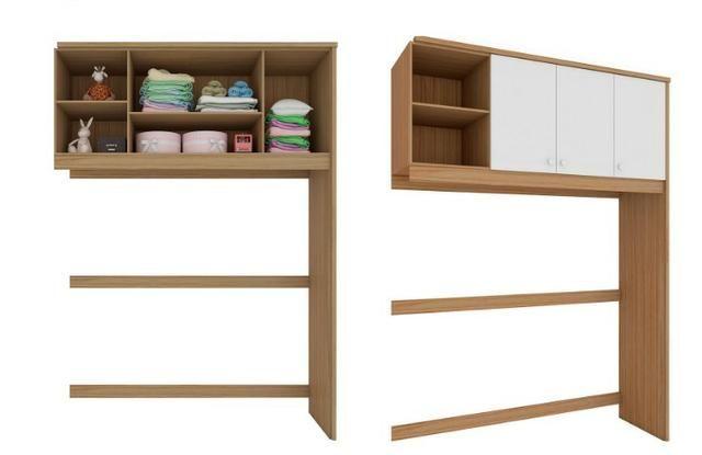 Roupeiro Infantil Modulado - Componente *NOVO* ShopMix Móveis - Foto 3