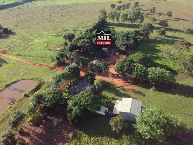 Fazenda dupla apitidão 200 Alqueires ( 968 hectares ) Itajá-GO