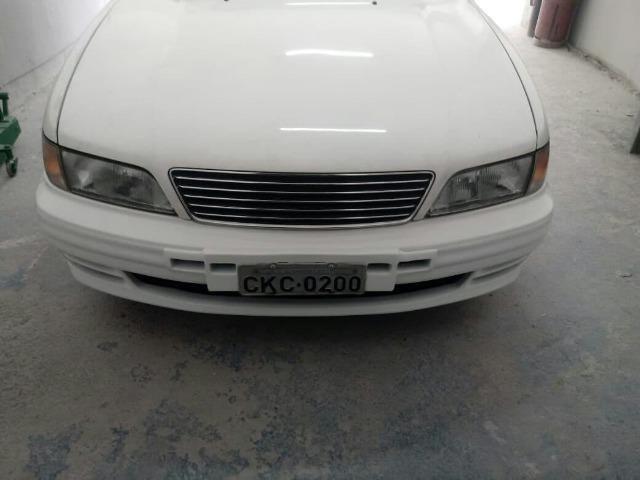 Nissan Cefiro A32 Nissan Maxima 1995 Branco VQ30DE