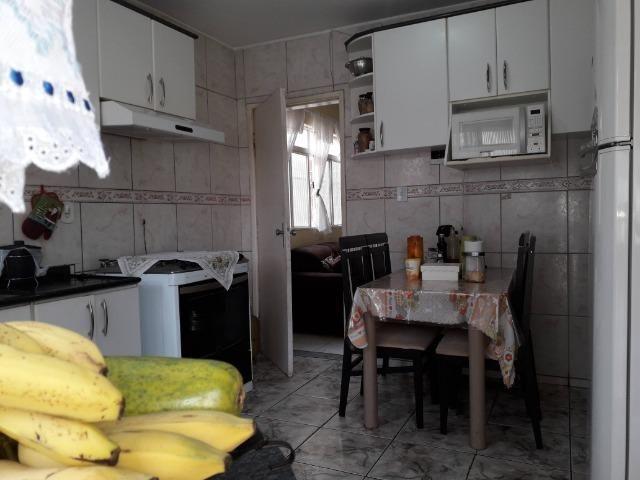 QNC 01 Ótima casa 3 quartos mais sobrado só 580 mil aceita financiamento - Foto 6