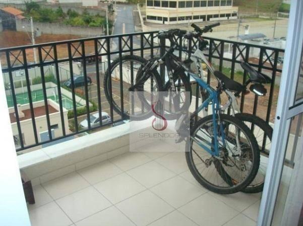 Apartamento com 3 dormitórios à venda, 81 m² por r$ 400.000,00 - urbanova - são josé dos c - Foto 6