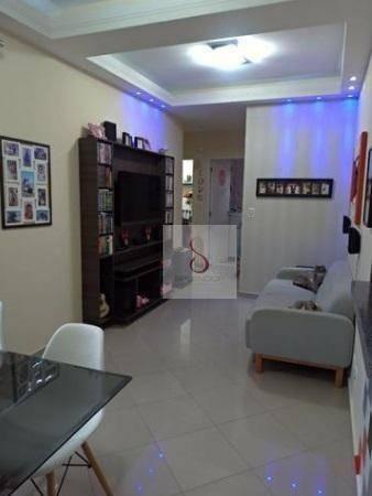 Apartamento com 3 dormitórios à venda, 74 m² por r$ 375.000 - urbanova - são josé dos camp - Foto 3