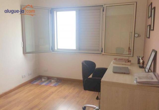 Apartamento com 3 dormitórios à venda, 120 m² por r$ 450.000 - vila adyana - são josé dos  - Foto 13