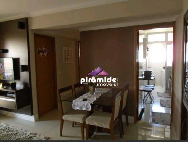 Apartamento com 2 dormitórios à venda, 68 m² por r$ 308.000,00 - jardim motorama - são jos - Foto 4
