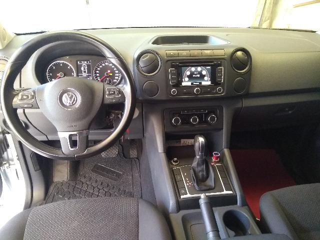 Amarok 2014 Trendline 4x4 CD Diesel Automatica - Foto 10