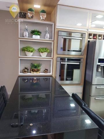 Excelente apartamento em bairro de fátima/jardim camburi 3 quartos - Foto 3
