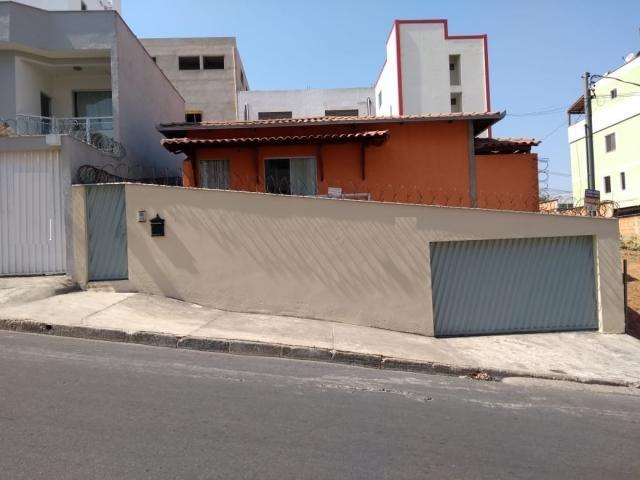 Casa à venda com 2 dormitórios em Cabral, Contagem cod:5585