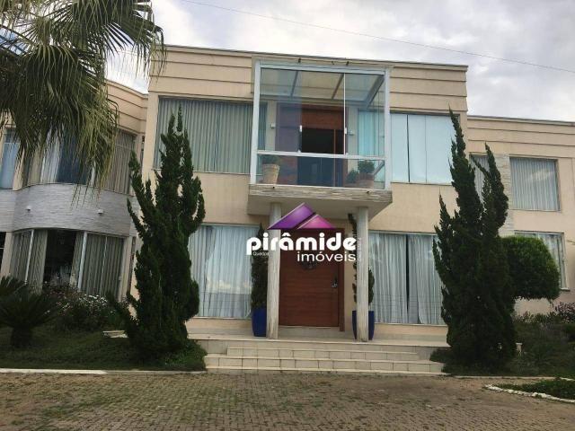 Casa com 4 dormitórios à venda, 800 m² por r$ 2.800.000,00 - urbanova - são josé dos campo