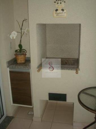 Apartamento com 3 dormitórios à venda, 81 m² por r$ 400.000,00 - urbanova - são josé dos c - Foto 12