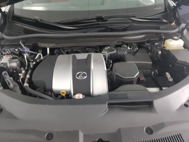 Lexus RX-350 F-Sport 3.5 24V Aut. - Azul - 2018 - Foto 18