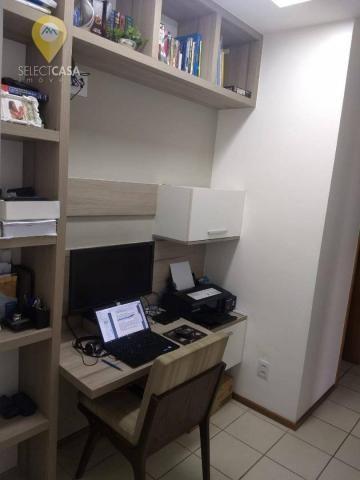 Excelente apartamento 3 quartos em colina de laranjeiras itaúna aldeia parque - Foto 10