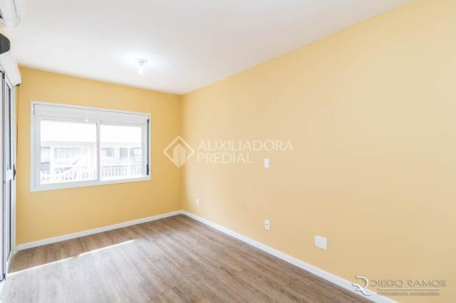 Casa de condomínio para alugar com 3 dormitórios em Pedra redonda, Porto alegre cod:301057 - Foto 15