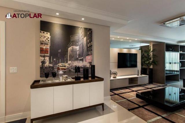 Apartamento com 3 suítes à venda, 180 m² por r$ 2.340.000 - centro - balneário camboriú/sc - Foto 6