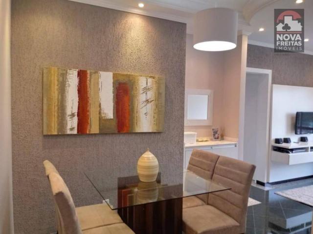 Apartamento à venda com 2 dormitórios cod:AP4843