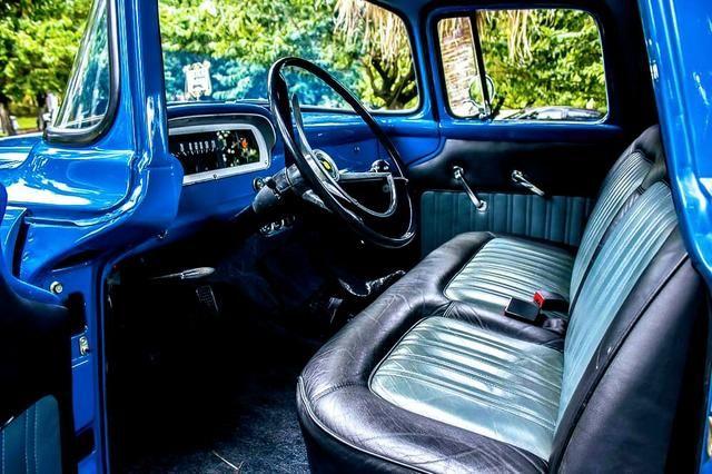Ford F100 Twin Bean 1968 Exemplar Raro e Impecável - Foto 5