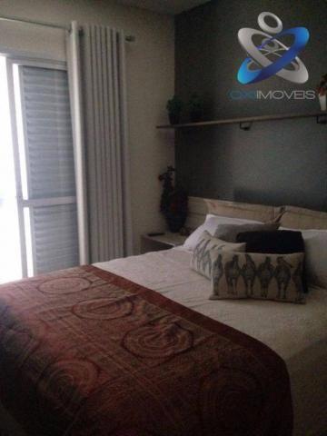 Apartamento com 3 dormitórios à venda, 110 m² - vila ema - são josé dos campos/sp - Foto 8