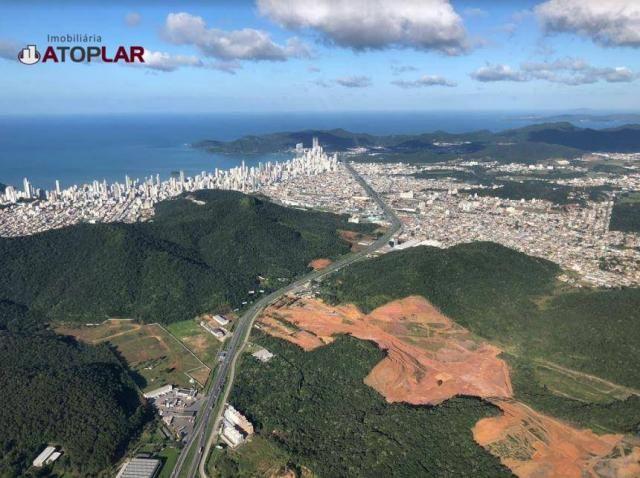 Terreno à venda, 532 m² por r$ 697.976 - várzea do ranchinho - camboriú/sc