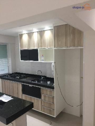 Apartamento com 2 dormitórios à venda, 62 m² por r$ 320.000,00 - jardim américa - são josé - Foto 6