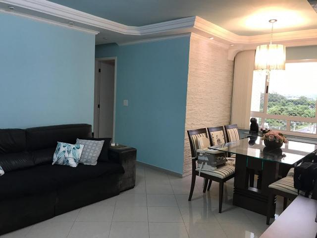 Apartamento com 3 dormitórios à venda, 75 m² por r$ 355.000,00 - jardim das colinas - são  - Foto 3