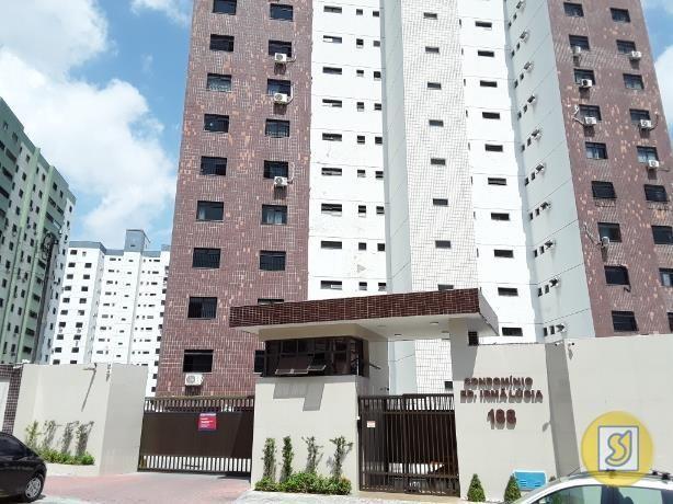 Apartamento para alugar com 3 dormitórios em Fatima, Fortaleza cod:5384