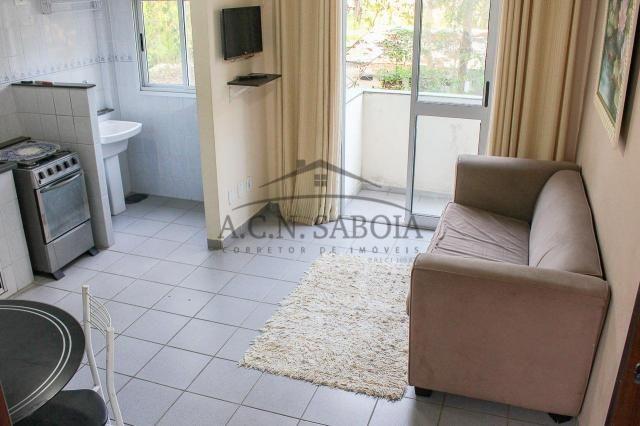 Apartamento à venda com 1 dormitórios em Praia do perequê açu, Ubatuba cod:AP00473