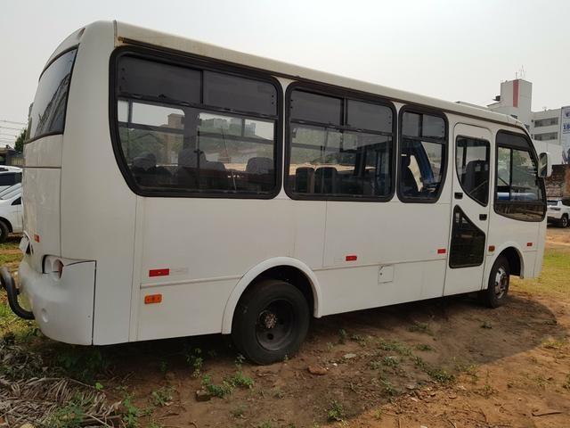 Micro Ônibus 20 lugares + Motorista - Foto 3