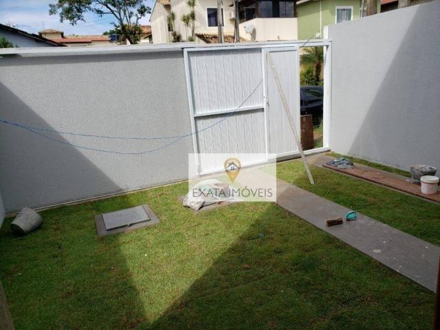 Casas duplex independentes, Jardim Mariléa/Rio das Ostras. - Foto 2