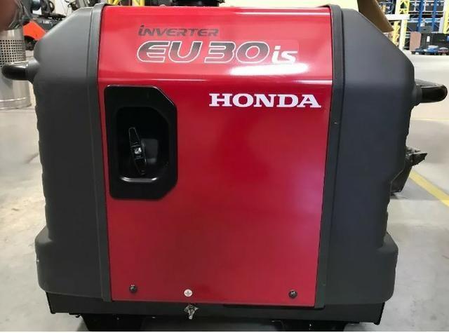 Gerador Inverter Honda Eu30is 220v 3kva Silencioso - Foto 3