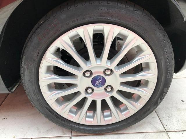 Fiesta 2012 new 1.6 flex completo + rodas de liga, carro impecável !!! - Foto 6