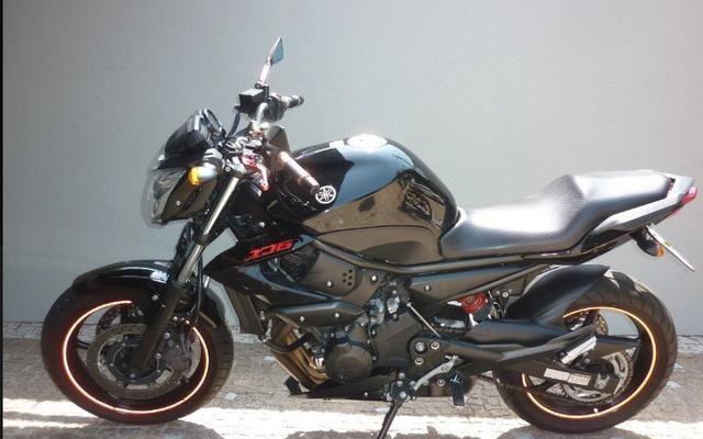 Yamaha xj6/ FAÇO POR CONTRATO!!