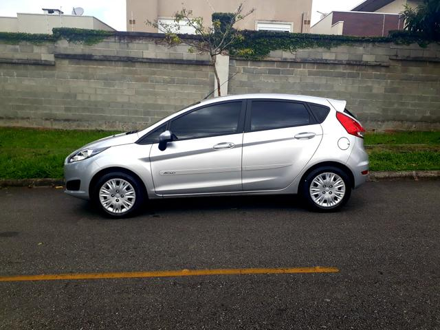 Ford New Fiesta 1.5L