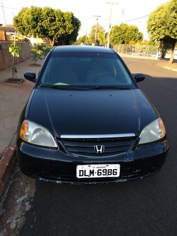 Vendo Honda civic - Foto 3