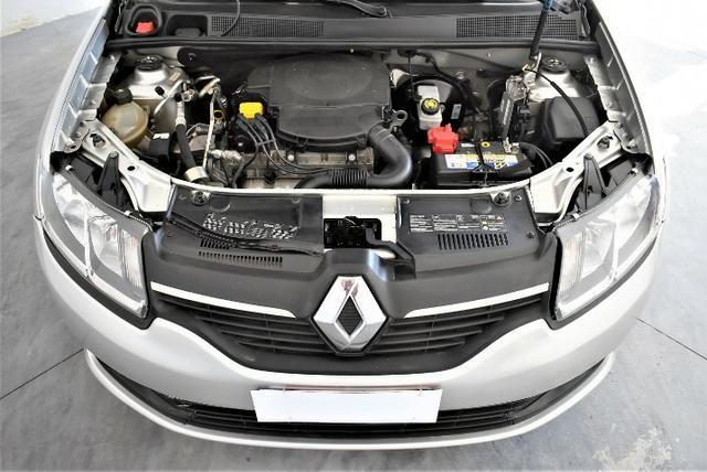 Renault Logan (*48 x 761,00 Idela p/ trabalho pare de pagar diria e venha p/ Trip) - Foto 8
