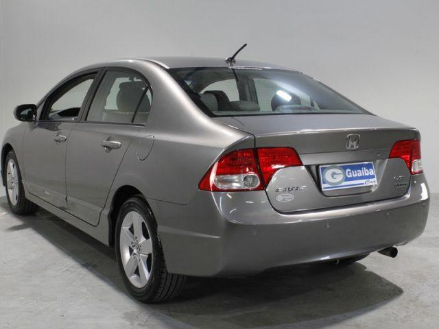 Civic Sedan LXS 1.8/1.8 Flex 16V Aut. 4p Veicul - Foto 2