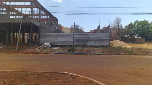 Prédio comercial vicinal inacabado na Av. LO 08 144M² (12x12) - Foto 6