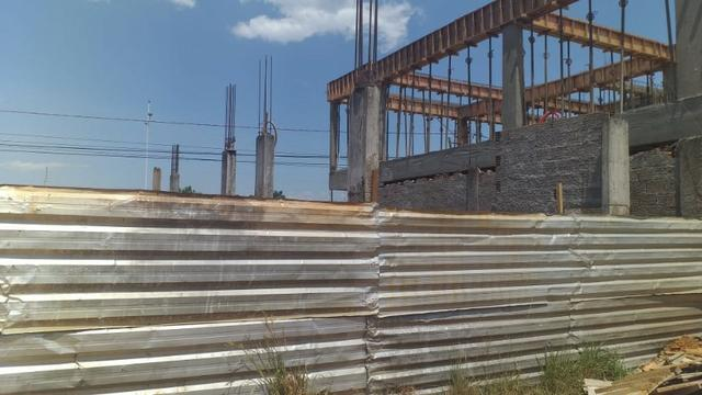 Prédio comercial vicinal inacabado na Av. LO 08 144M² (12x12) - Foto 3